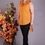 Пастельно-помаранчевий